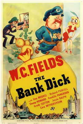 The Bank Dick - 11 x 17 Movie Poster - Style A