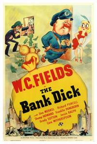 The Bank Dick - 27 x 40 Movie Poster - Style A
