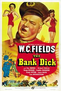 The Bank Dick - 27 x 40 Movie Poster - Style B