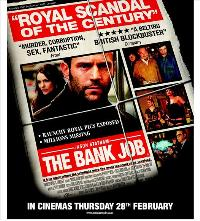 Bank Job, The - 11 x 17 Movie Poster - UK Style A
