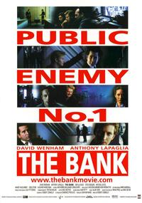 The Bank - 11 x 17 Movie Poster - Style B