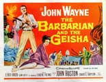 The Barbarian and the Geisha - 11 x 14 Movie Poster - Style A