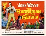 The Barbarian and the Geisha - 22 x 28 Movie Poster - Half Sheet Style A