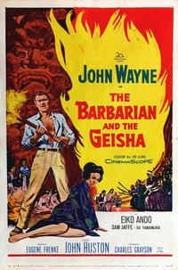 The Barbarian and the Geisha - 11 x 17 Movie Poster - Style A
