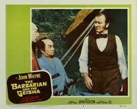 The Barbarian and the Geisha - 11 x 14 Movie Poster - Style B