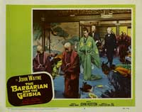 The Barbarian and the Geisha - 11 x 14 Movie Poster - Style C