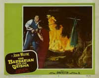The Barbarian and the Geisha - 11 x 14 Movie Poster - Style D