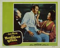 The Barbarian and the Geisha - 11 x 14 Movie Poster - Style E