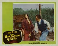The Barbarian and the Geisha - 11 x 14 Movie Poster - Style H