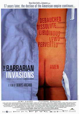 Barbarian Invasions - 11 x 17 Movie Poster - Style A
