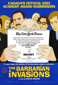 Barbarian Invasions - 11 x 17 Movie Poster - Style C