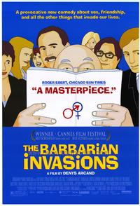 Barbarian Invasions - 27 x 40 Movie Poster - Style B