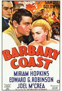 Barbary Coast, The - 27 x 40 Movie Poster - Style A