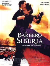 The Barber of Siberia - 11 x 17 Movie Poster - Spanish Style A