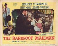 The Barefoot Mailman - 11 x 14 Movie Poster - Style A