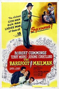 The Barefoot Mailman - 11 x 17 Movie Poster - Style A