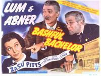 The Bashful Bachelor - 11 x 14 Movie Poster - Style A