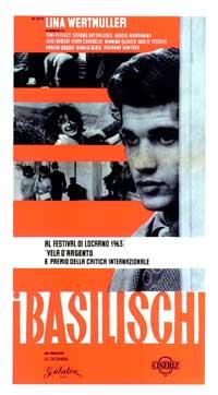 The Basilisks - 11 x 17 Movie Poster - Italian Style A