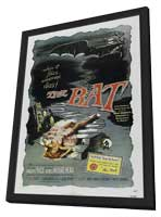The Bat - 11 x 17 Movie Poster - Style B - in Deluxe Wood Frame