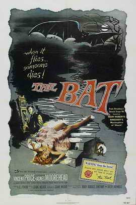 The Bat - 27 x 40 Movie Poster - Style B