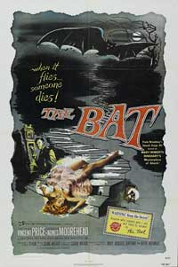 The Bat - 43 x 62 Movie Poster - Bus Shelter Style A
