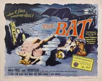 The Bat - 11 x 14 Movie Poster - Style B