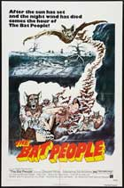 The Bat People - 11 x 17 Movie Poster - Style B