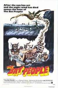 The Bat People - 11 x 17 Movie Poster - Style A
