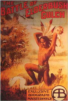 The Battle of Elderbush Gulch - 11 x 17 Movie Poster - Style A