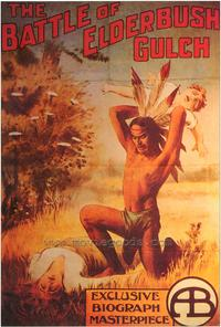 The Battle of Elderbush Gulch - 43 x 62 Movie Poster - Bus Shelter Style A