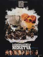 The Battle of Neretva - 11 x 17 Movie Poster - French Style A