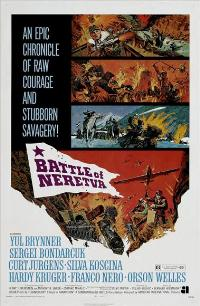 The Battle of Neretva - 11 x 17 Movie Poster - Style A