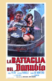 The Battle of the Danube - 27 x 40 Movie Poster - Italian Style A