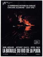 The Battle of the River Plate - 43 x 62 Movie Poster - French Style A
