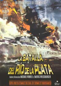 The Battle of the River Plate - 27 x 40 Movie Poster - Spanish Style A