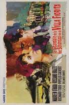 Battle of the Villa Fiorita - 11 x 17 Movie Poster - Belgian Style A
