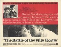 Battle of the Villa Fiorita - 11 x 14 Movie Poster - Style A