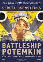 The Battleship Potemkin - 11 x 17 Movie Poster - Style B
