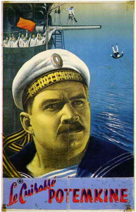 The Battleship Potemkin - 11 x 17 Poster - Foreign - Style C