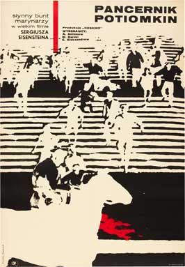 The Battleship Potemkin - 11 x 17 Movie Poster - Polish Style A