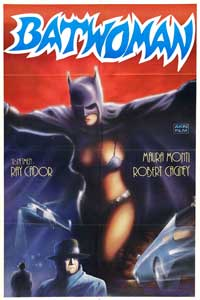 The Batwoman - 27 x 40 Movie Poster - Style B