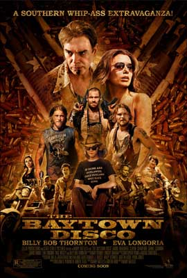 The Baytown Outlaws - 11 x 17 Movie Poster - Style C