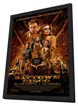 The Baytown Outlaws - 11 x 17 Movie Poster - Style C - in Deluxe Wood Frame