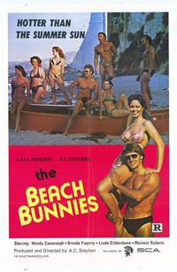 The Beach Bunnies - 27 x 40 Movie Poster - Style A
