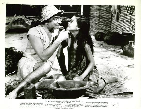 The Beachcomber movie