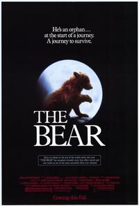 The Bear - 43 x 62 Movie Poster - Bus Shelter Style A