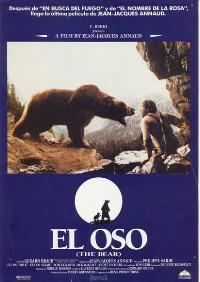 The Bear - 11 x 17 Movie Poster - Spanish Style A