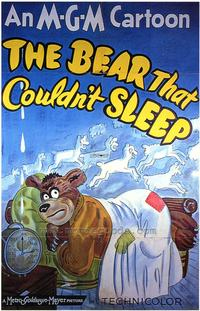 The Bear That Couldn't Sleep - 43 x 62 Movie Poster - Bus Shelter Style A