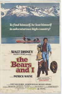 The Bears & I - 11 x 17 Movie Poster - Style A