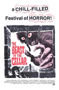The Beast in the Cellar - 27 x 40 Movie Poster - Style A